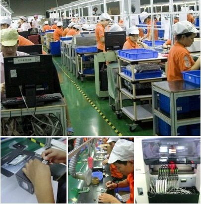 Inside carNAVi - the production of the all new S 500 - GPS in the Philippines