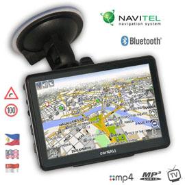 carNAVi PRO BT 16 GPS navigation system