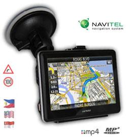 carNAVi S 400 GPS navigation system