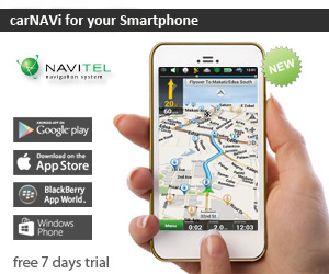 Get reliable GPS maps for the Philippines on your smartphone. Navitel is a leading GPS/Glonass navigation software which is available for android smartphones, apple iphone and apple ipad, selected Blackberry smartphones and Windows Phone base phones. Navitel offers maps for 58 countries worldwide now including the Philippines. Enjoy one of the world's best navigation software for Android and IOS now in the Philippines. carNAVi provides the map data for this unique and affordable navigation system for almost any smartphone with GPS function. Download Navitel Navigator for free and purchase the maps directly within the App.
