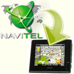 carNAVi software update for ECO 300, PRO 400 and PRO BT